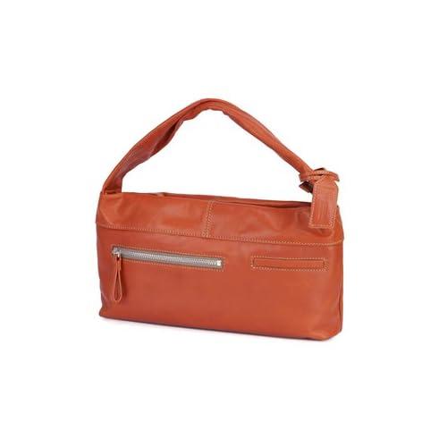 [ボーデッサン] BEAU DESSIN S.A. 手提げバッグ WF1666 ウォッシュ・ガーメントシリーズ オレンジ BD-WF1666-OR