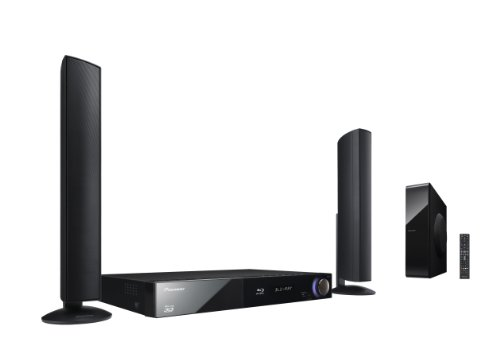 Pioneer BCS-FS515 2.1 Blu-ray Heimkinosystem (3D, DVD Laufwerk, HDMI, WiFi, DLNA, 1.5 Streaming-Client, Apple iPod Dock, USB 2.0) schwarz