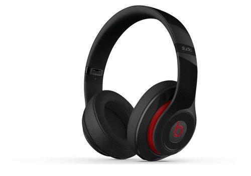beats studio ノイズキャンセリングヘッドフォン ブラックカラー BT OV STUDIO V2 BLK