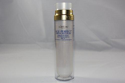 Loreal Age Perfect Pro-Calcium Radiance Perfector Sheer Tint Moisturizer, Light 1.7 Oz