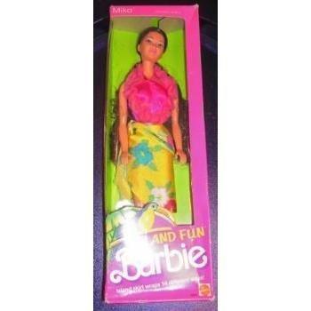 island-fun-miko-barbie-1987