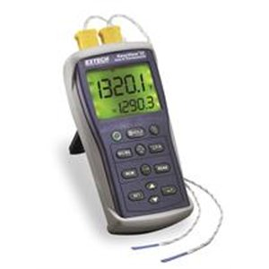 Extech EA15 EasyView Temperature Datalogging Dual Input  Thermometer