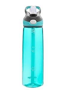 Amazon.com: Contigo Autospout Addison Water Bottle, 24-Ounce, Ocean