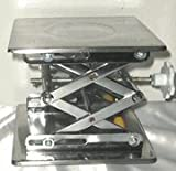 "Stainless Steel Lab Jack 8""x8"""