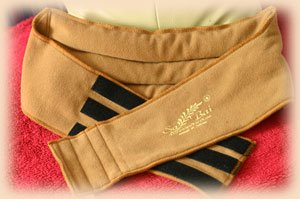 WAIST THAI HERBAL HEAT BAG FOR BACK PAIN (MICROWAVABLE) (Microwavable Pad Thai compare prices)
