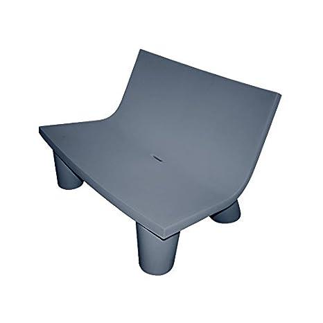 Slide Low Lita Love Sofa Staub Blau