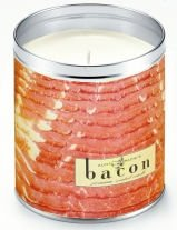 Bacon Candle (Bacon Scent)