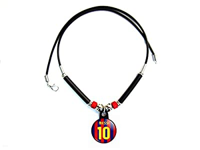 Lionel Messi Classic Jersey Necklace