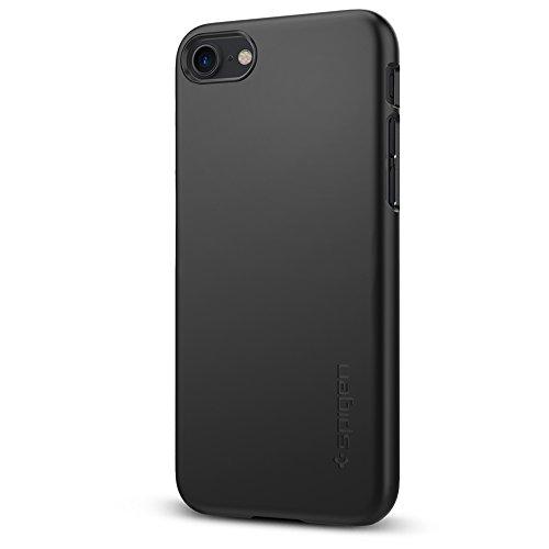 funda-iphone-7-spigen-thin-fit-ajuste-exacto-black-premium-matte-finish-hard-funda-carcasa-funda-app