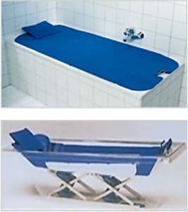 Aquatec Major Water Powered Bathlift