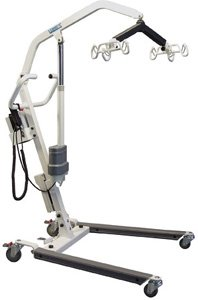 Lumex® Easy Lift Patient Lifting System: 400 lb weight capacity