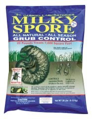 St Gabriel 80080-2 Milky Spore Grub Mix 20lb
