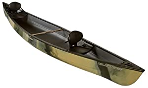 Old Town Canoes & Kayaks Guide 160 Recreational Canoe, Camouflage, 16-Feet by Old Town Canoes & Kayaks