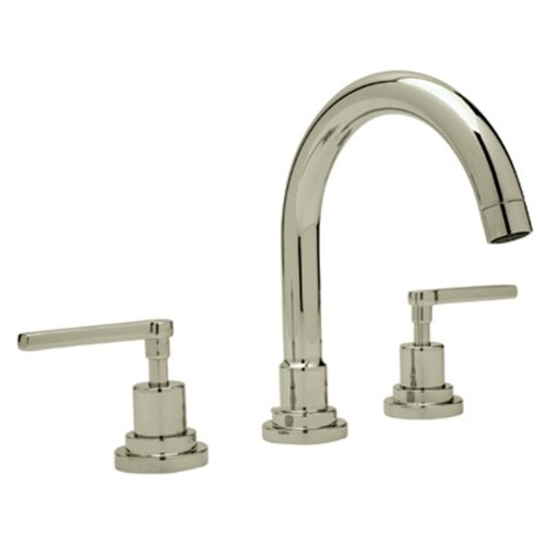 Rohl Satin Nickel Widespread Faucet Satin Nickel Rohl Widespread Faucet