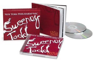 Sweeney Todd Live at the New York Philharmonic