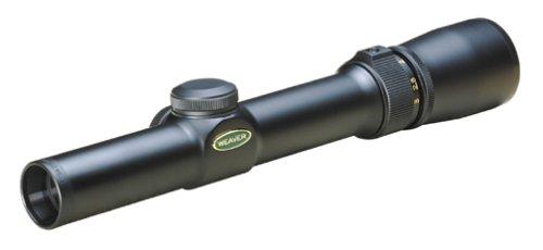 Weaver V-3 1-3X20 Riflescope (Matte)