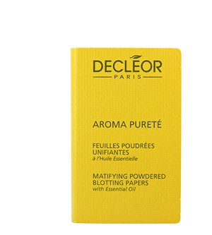 Aroma Purete Matifying Powdered Blotting Papers 48 papers by Decleor - Buy Aroma Purete Matifying Powdered Blotting Papers 48 papers by Decleor - Purchase Aroma Purete Matifying Powdered Blotting Papers 48 papers by Decleor (Tools & Accessories, Makeup Brushes & Tools, Blotting Paper)