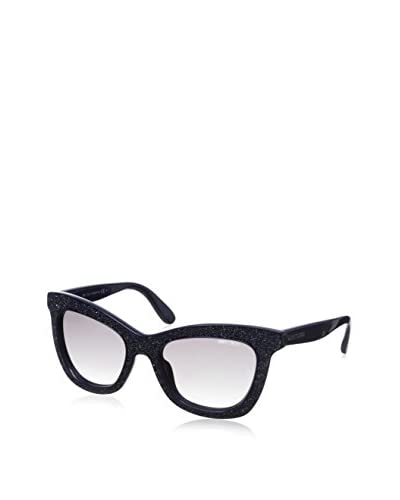 JIMMY CHOO Women's Flash Blue/Grey Gradient Sunglasses