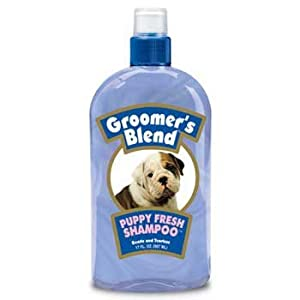 Groomers Blend Puppy Shampoo 17 Oz