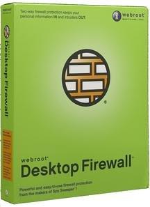 Webroot Desktop Firewall