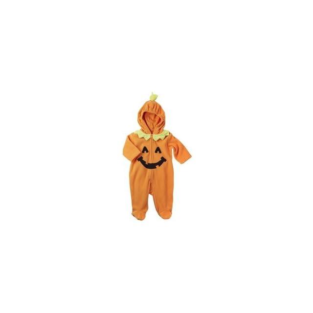 8fbf96ae6 Carters Halloween Pumpkin Costume Orange 6 months Toys & Games on ...