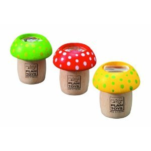 Plan Toys Mushroom Kaleidoscope - Each