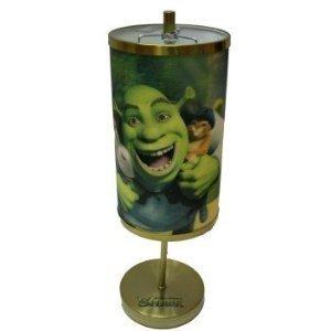 Shrek 19 In. Magic 3D 40 Watt Desk Table Lamp front-87059