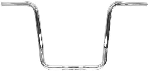 Bikers Choice 1 1/4In. Dresser Style Handlebar - 17In. Ape - Chrome , Color: Chrome, Handle Bar Size: 1 1/4In. 400147