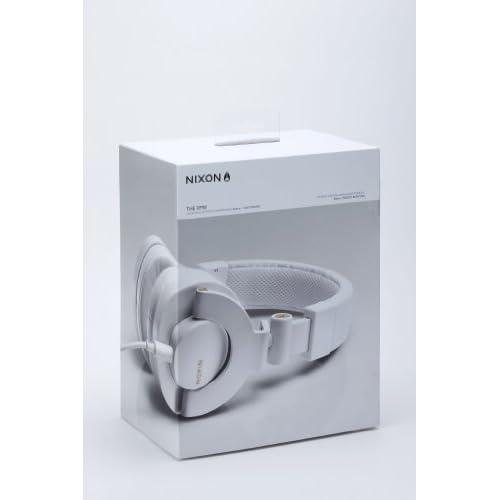 NIXON HEADPHONES: RPM/ WHITE NH019100-00の写真02。おしゃれなヘッドホンをおすすめ-HEADMAN(ヘッドマン)-