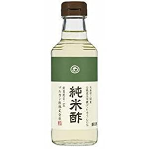 マルカン 純米酢(プレミアム) 360ml