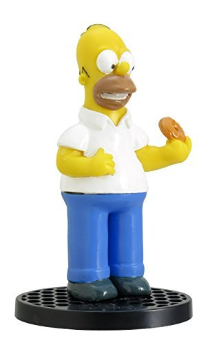 Action Figure - Simpsons - Homer and Donut 2.75 PVC Gifts Toys New 27716