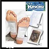 Detox Foot Patches - 4 Week Supply - 56 Patches - 100% Pure & Natural Ingredients + £6.99 Free Gift