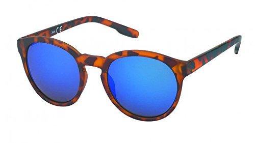 occhiali-da-sole-chic-net-rotonde-john-lennon-colorato-specchiato-vintage-400uv-serratura-ponte-blu