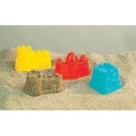 Buy Small World Toys - Small World Toys Small World Sand &amp; Water Toys (3-pc. Castle Set)