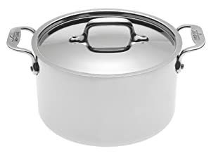 All-Clad Stainless 4-Quart Casserole Pan by All-Clad