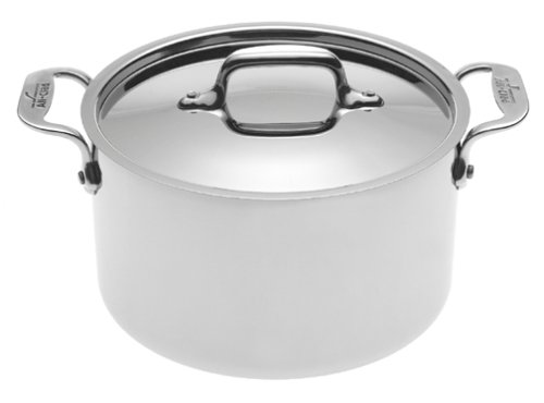 All-Clad Stainless 4-Quart Casserole Pan