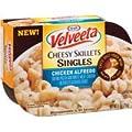 Kraft Velveeta Chicken Alfredo Cheesy Skillets Singles Microwave Dinner 9 oz (Pack of 6) from KRAFT FOODS MEALS AND DESSERTS