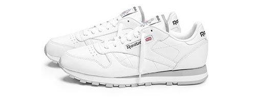 Reebok, Sneaker uomo Bianco bianco 40