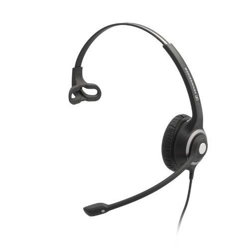 Deskmate Hsc 230 Corded Telephone Headset For Iphone / Samsung Smart Phones
