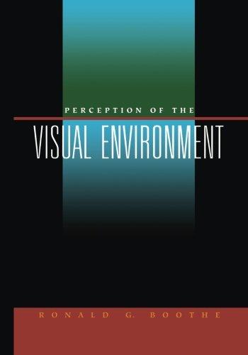 Perception Of The Visual Environment