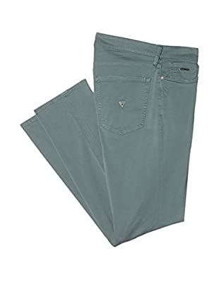 Guess Pantalón Sonny Tapered (Gris)