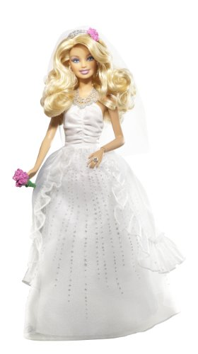 318WShK42ZL Cheap Buy  Barbie Princess Bride Doll