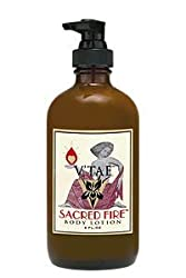 Sacred Fire Body Lotion V'TAE Parfum and Body Care 8 oz Lotion