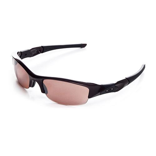 Flak Jacket Metallic Red/VR28 Black Iridiu 000 by Oakley