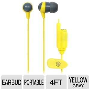 Wicked Audio Wi2402 In-Ear Heist Earbuds