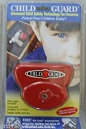 CHILD GUARD CS-100 Adjustable Firearm Safety LOCK