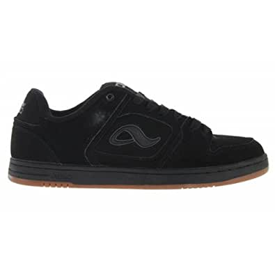 adio s oath skate shoe black charcoal 6 5