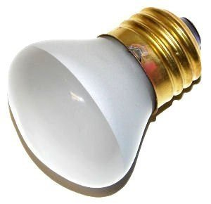 25 Watt - R14 Short Neck - Reflector Flood - 120 Volt - Medium Base - Incandescent Light Bulb - Bulbrite200025 - 2 Pack (Type R14 compare prices)