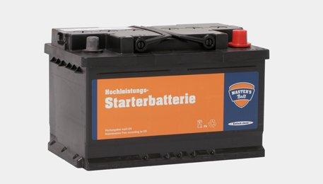 Auto Starter Batterie 56613 Qualität 66 Ah 278x175x175mm