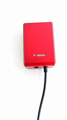 Universal Micro USB Rapid Wall Charger for Mobile Smart Phone Devices 31 Amp 5V Adapter - Red
